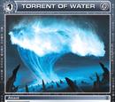 Torrent of Water