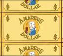 Dólares Amadeus