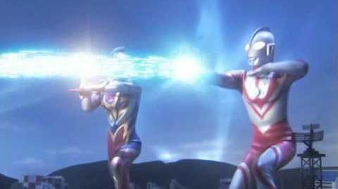 Ultraman Mebius - Episode 50 End