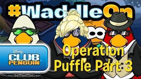 WaddleOn: Operation Puffle Part 3