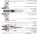 Stíhačka T-65 X-wing/Legendy