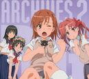Toaru Kagaku no Railgun Archives 2