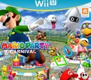 Mario Party Games