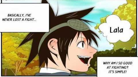 The God of Highschool Chapter 1 (english fan dub)