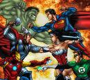 DC/Marvel Injustice: Gods Above Us