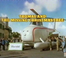 Thomas and the Missing Christmas Tree/Gallery