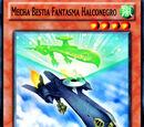 Mecha Bestia Fantasma Halconegro