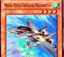 Mecha Bestia Fantasma Megaraptor