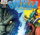 Godzilla: Rulers of Earth Issue 1