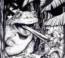 Gigantic Wuhnan Toads