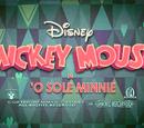 O Sole Minnie