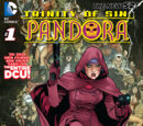 Trinity of Sin: Pandora Vol 1