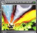 Elementalist's Psy-Blast