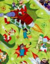 Phineas and Ferb Christmas wrapping paper 2013 - green.jpg