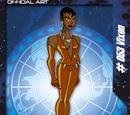 DC COMICS: DC Animated Universe Bio Vixen