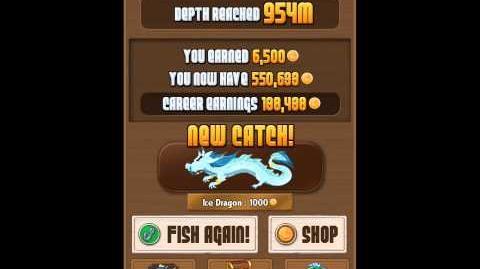 Ninja fishing dragon shrine (dragons revealed) First-0