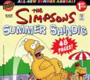 The Simpsons Summer Shindig issues