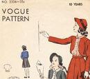 Vogue 2326 B