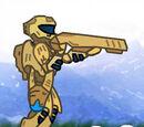 Major Usurpation Soldier