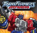Transformers: Armada/Episodes