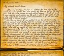 Письмо Джорджу