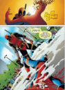 Wade Wilson (Earth-12101) and Peter Parker (Earth-12101) from Deadpool Kills the Marvel Universe Vol 1 2 0001.png