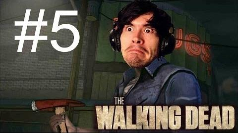 ADIOS CHINO - The Walking Dead - Parte 5