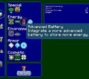 Advanced Battery