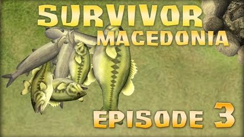 "(Sims) Survivor Macedonia - Episode 3 - ""Girl Power!"""
