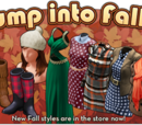 Jump Into Fall Collection