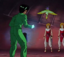 Yusuke contraataca