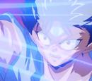Hiei utiliza su Kokuryuha