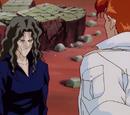 La extraña sombra de Toguro el mayor