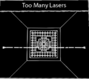 Too Many Lasers