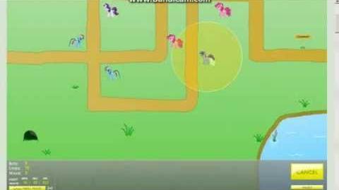 Pony flash game(1)-reibow umnie!