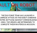 Comic 13: Assault on Robot H.Q.