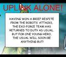 Comic 14: Uplink alone!