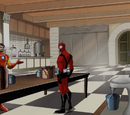 Avengers Mansion/Kitchen