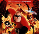 MARVEL COMICS: Disney Superheroes (The Incredibles)