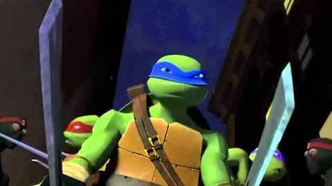 TMNT (Teenage Mutant Ninja Turtles) 2012- Trailer Nick