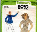 Simplicity 8932 A