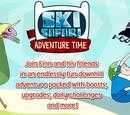 Ski Safari Adventure Time