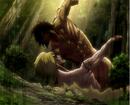 Titan Assaillant vs Titan Féminin.png