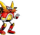 Kyodai Giant Robotic Eggman Robo