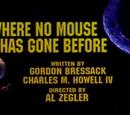 Donde un ratón ha llegado/Galería