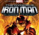 MARVEL COMICS: Direct-to-DVD (Invincible Iron Man)