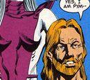 Arthur Gordon Pym (New Earth)