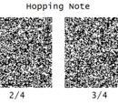 Hopping Note