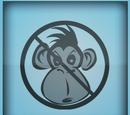 Ich hasse Affen