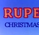 Rupert's Christmas Adventure